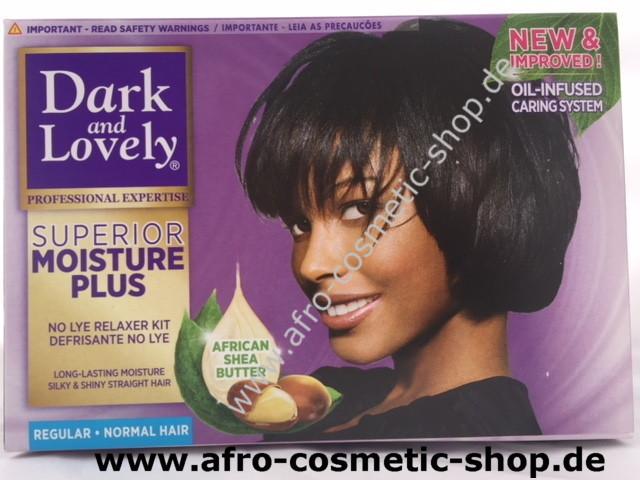 Dark And Lovely Relaxer Kit Regular Afro Cosmetic Shop