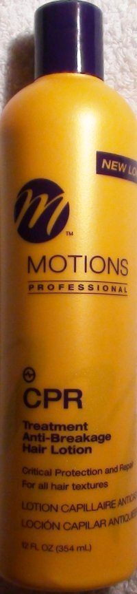 Motions CPR Treatment Anti-Breakage Hair Lotion 12 oz