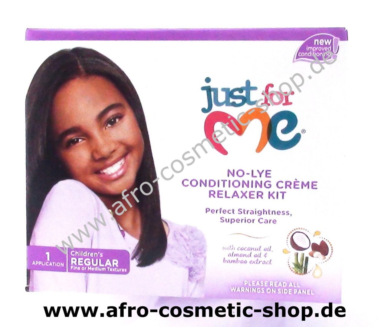 7dbc06734 Just for Me Relaxer Kit Regular - Afro Cosmetic Shop