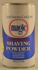 Magic  Regular Strength Shaving Powder blue 5 oz