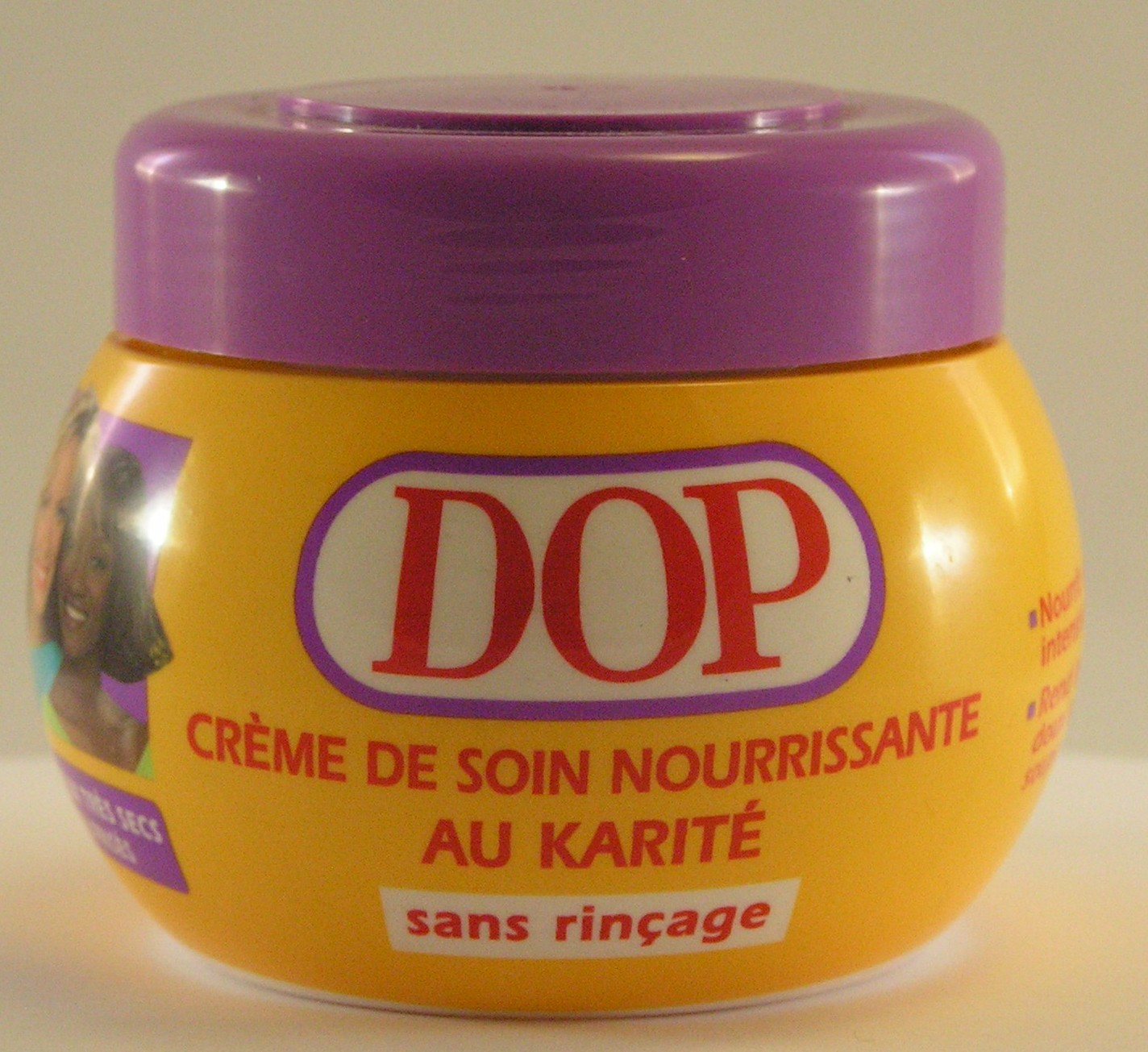 Dop Cr 232 Me De Soin Nourrissante Au Karit 233 300 Ml Afro