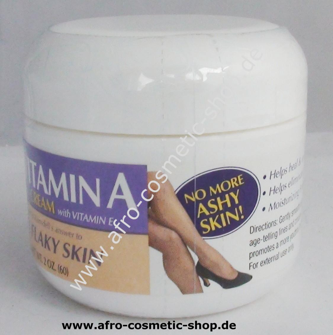 dr vitamin a cream 2 oz afro cosmetic shop. Black Bedroom Furniture Sets. Home Design Ideas