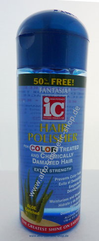Fantasia IC Hair Polisher for Color Treated and Chemically Damaged Hair Serum 6 oz