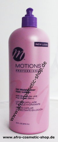 Motions Professional Oil Moisturizer Hair Lotion 33 oz