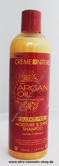 Creme Of Nature Argan Oil Shampoo 12 oz