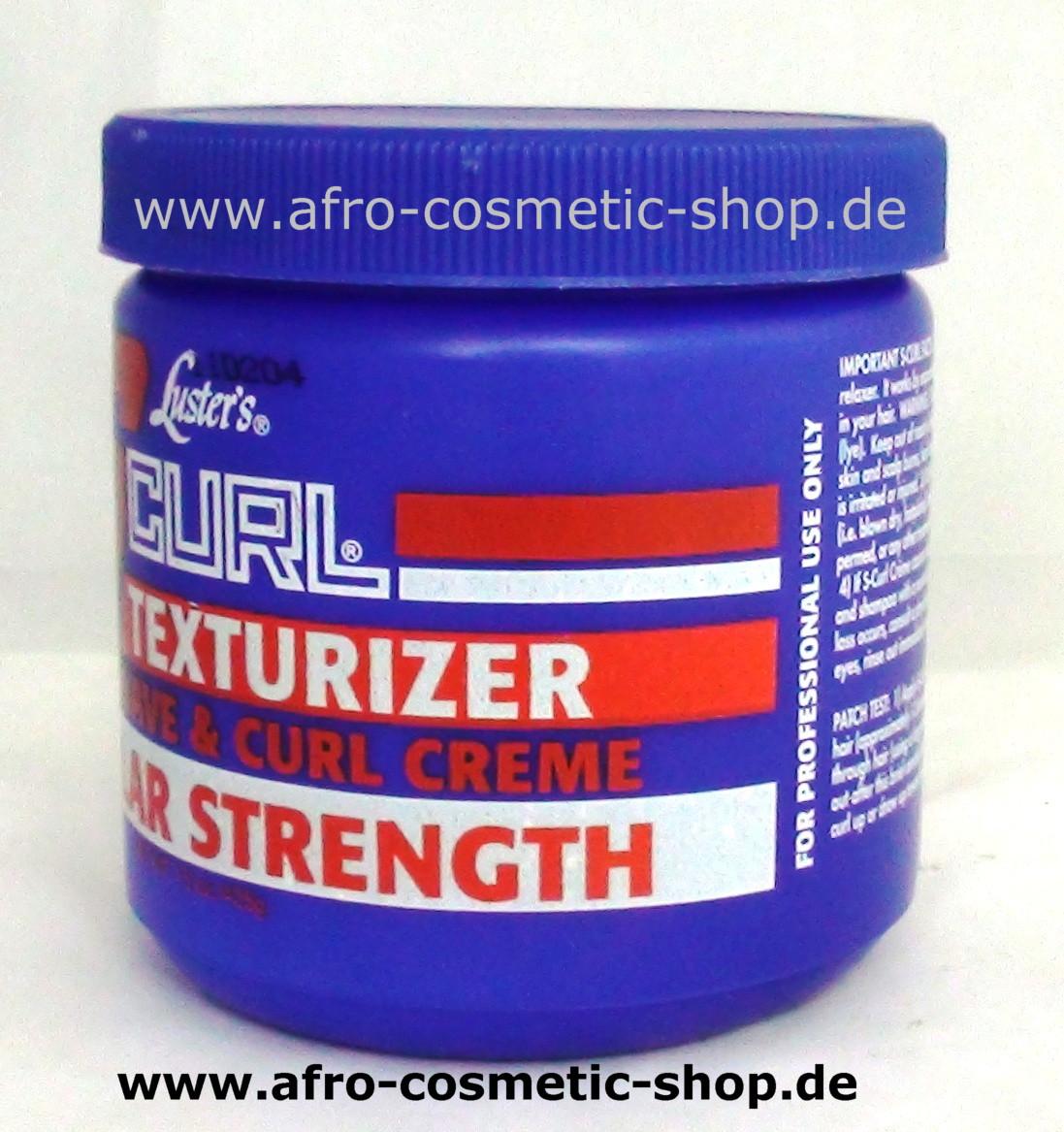 Curl Texturizer Regular Strength 15 oz - Afro Cosmetic Shop