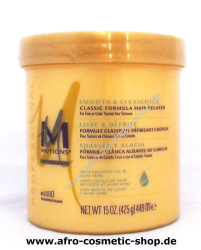 Motions Hair Relaxer Mild 15 oz