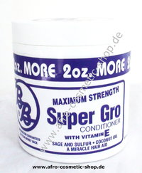 BB Maximum Strength Super Gro 6 oz
