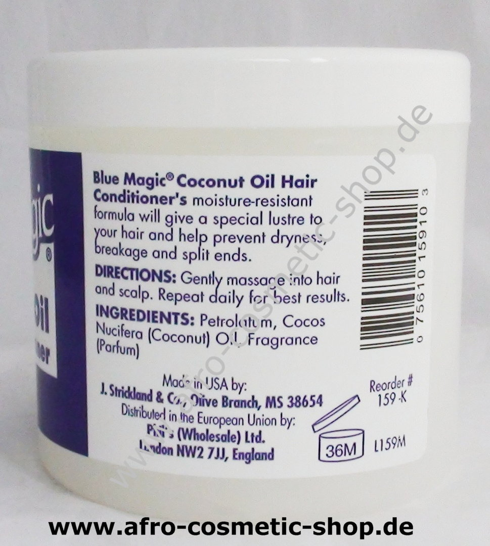 Coconut Oil As A Leave In Conditioner For Natural Hair