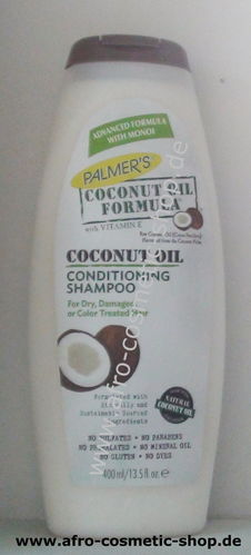 Palmer's Coconut Oil Shampoo 400 ml