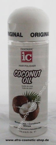 Fantasia IC Hair Polisher Coconut Oil Serum