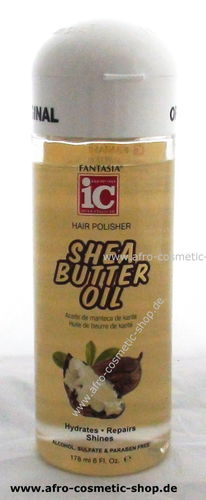 Fantasia IC Hair Polisher Shea Butter Oil
