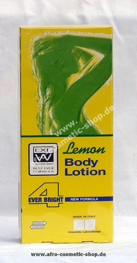 A3 Lemon Body Lotion 500 ml