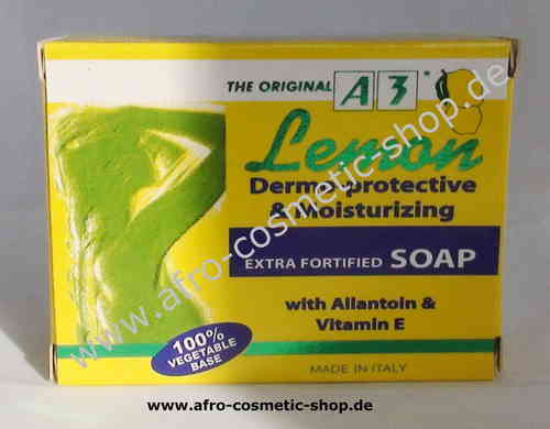 A3 Lemon Protective & Moisturizing Soap