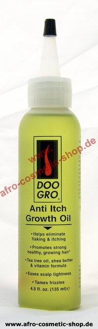 Doo Gro® Anti Itch Growth Oil  4.5 oz