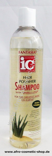 Fantasia IC Hair Polisher Shampoo with Sparkele Lites