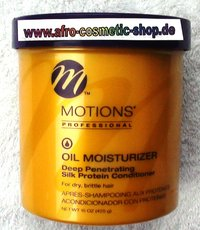 Motions Oil Moisturizer Deep Penetrating Silk Conditioner