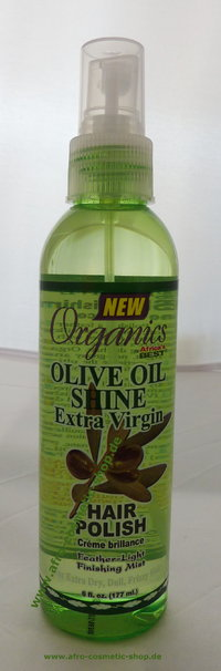 Africa's Best® Organics Olive Oil Shine 6 oz