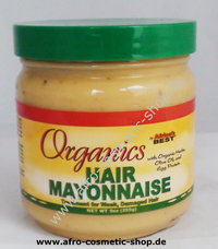 Africa's Best Organics Hair Mayonnaise 9 oz