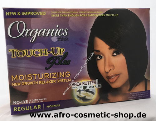 Africa's Best Organics Touch-Up Kit Regular