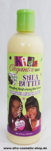 Africa's Best Kids Shea Butter Hairlotion 12 oz