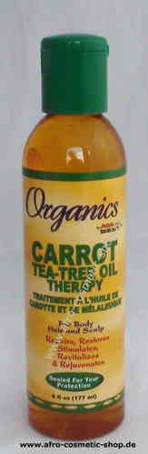 Africa's Best Carrot Tea-Tree Oil Therapy