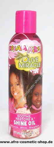African Pride Dream Kids Shine Oil