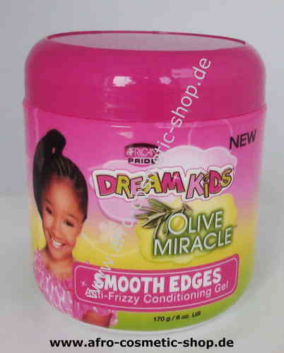 African Pride Dream Kids Smooth Edges