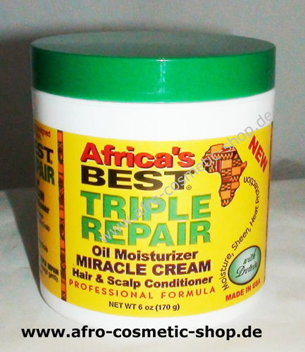 Africa's Best Triple Repair Miracle Cream