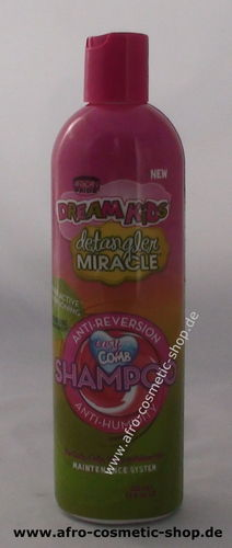 African Pride Dream Kids Detangler Miracle Shampoo