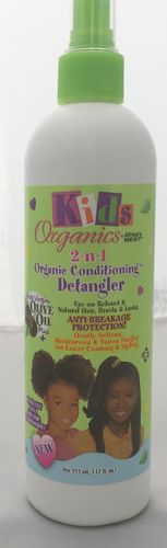 Africa's Best Kids 2-n-1 Conditioning Detangler