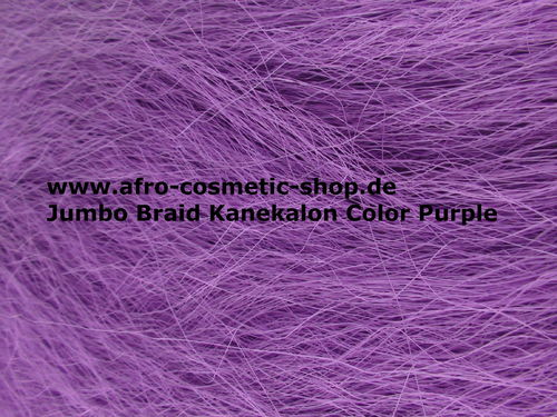 Jumbo Braid Kanekalon Farbe Purple
