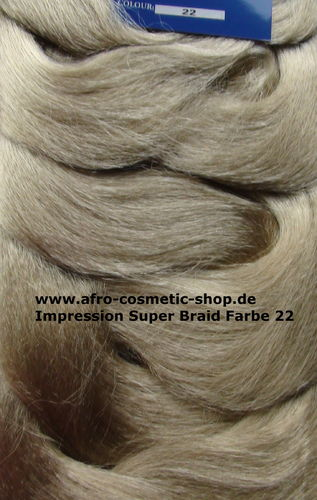 Impression Super Braid Farbe 22