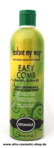 Texture My Way Easy Comb