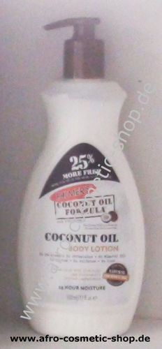 Palmer's Coconut Oil Formula Lotion 500 ml