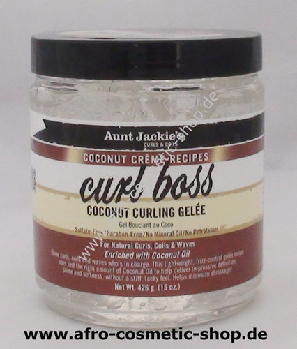 Aunt Jackie's Coco Curl Boss