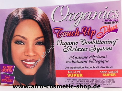 Africa's Best Organics Touch-Up Kit Super