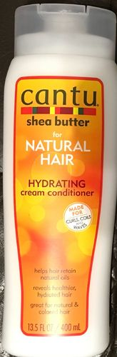 Cantu SB Natural Hydrating Creme Conditioner 13.5 oz