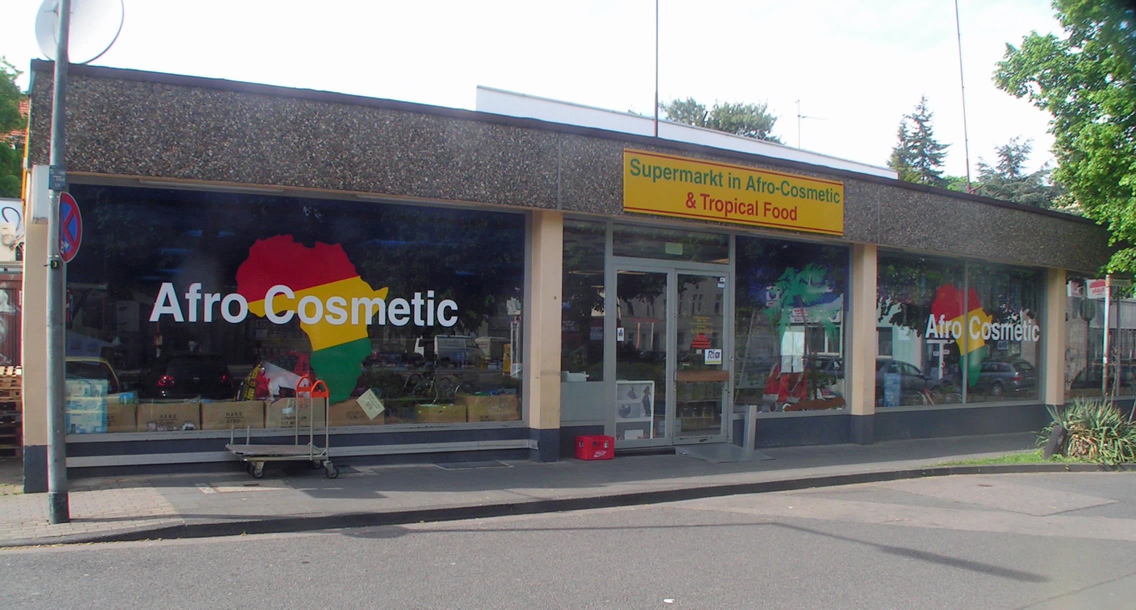 Lengeschäft Köln über uns afro cosmetic shop